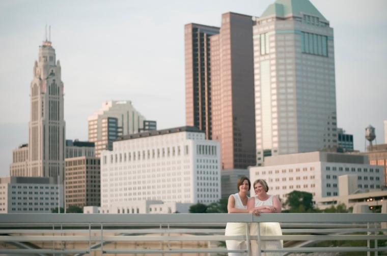 columbus, ohio wedding photographer