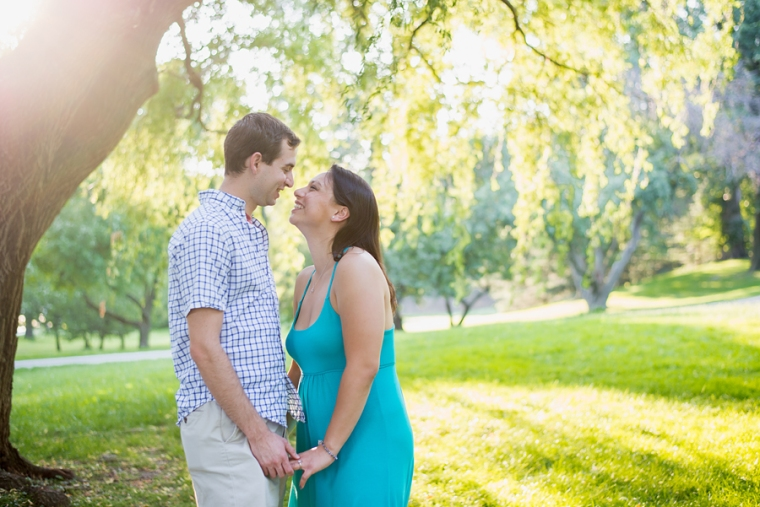 columbus ohio engagement photographer