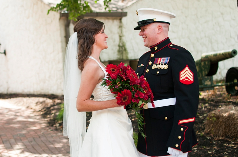 94th aerosquadron wedding