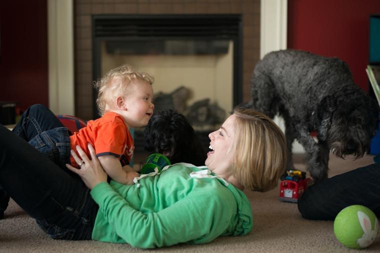 baby boy and mama lifestyle photography columbus ohio