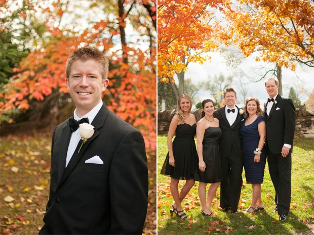columbus ohio fall wedding