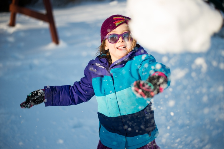 columbus ohio snow day photographer