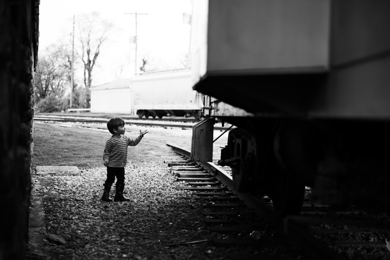 columbus ohio family photography, trains