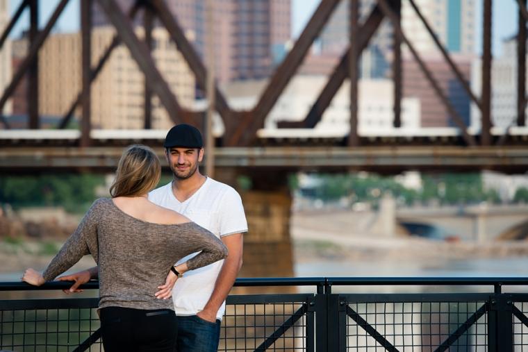 columbus ohio engagement photographer