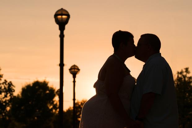 columbus ohio north bank wedding