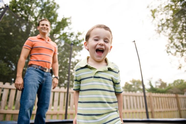 columbus ohio backyard family photographer