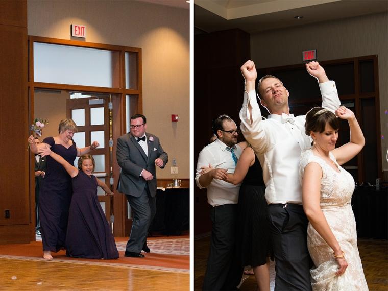 ohio state university wedding