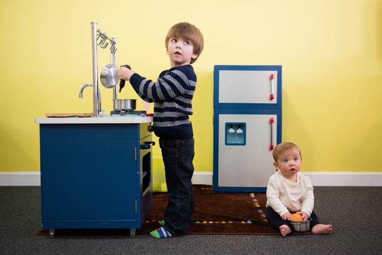columbus ohio baby photographer peapod play cafe